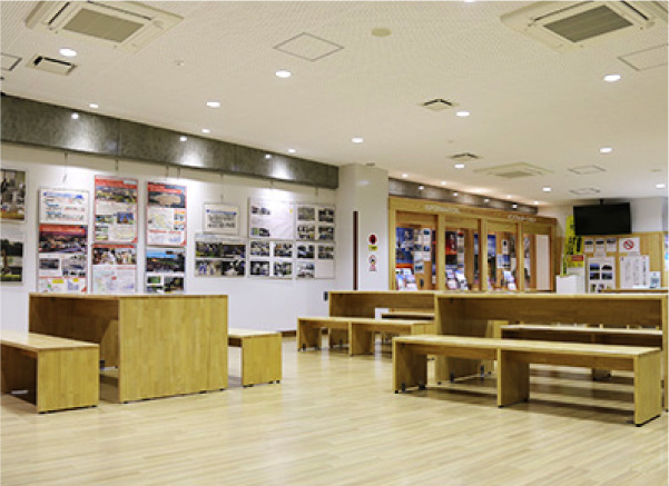 Tourist Information and Lounge