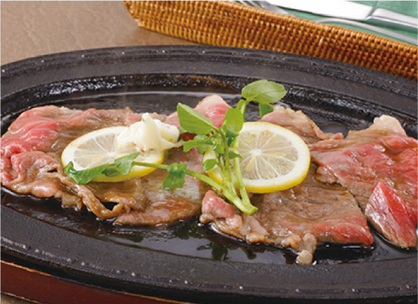 Lemon Steak: